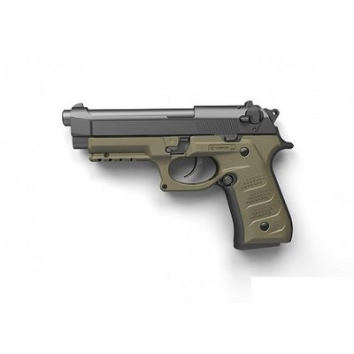 Re-Cover Grip & Rail Beretta 92 / 96 / M9