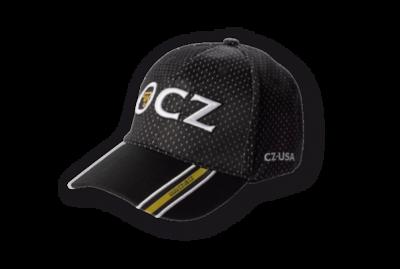Baseball Pet CZ Logo Zwart