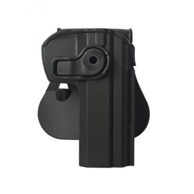 IMI Defense Heup Holster CZ 75/75B Compact CZ 85