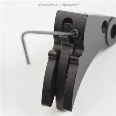 ZEV Tech Fulcrum Drop In Trekkergroep Glock 9mm / .40 / .357 Gen4