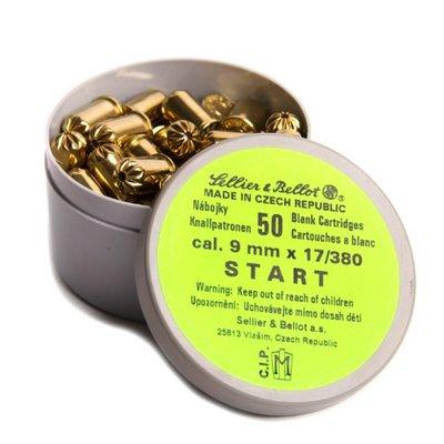 Sellier&Bellot 9x17mm / .380 START