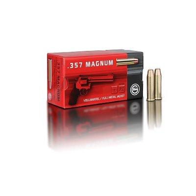 Geco .357 Magnum FMJ 158grn (50 stuks)