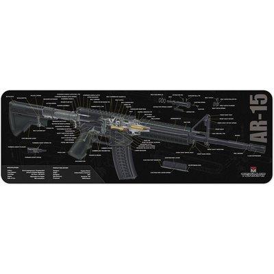 Onderleg Mat AR-15 - 3D