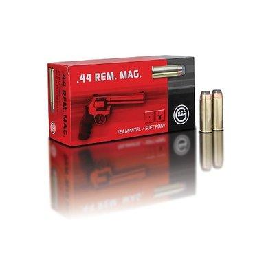 Geco .44 Rem. Magnum SP FN 240grn (50 stuks)