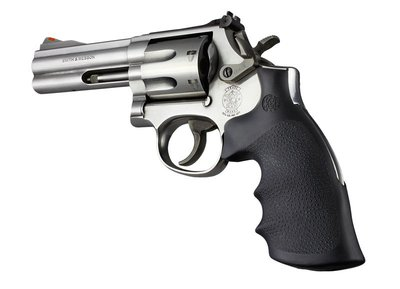 Hogue Rubber Fullsize Conversiegrip RB S&W K/L Frame Revolver