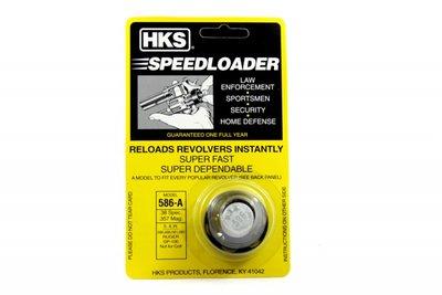 HKS Speedloader Ruger GP100 / Smith&Wesson