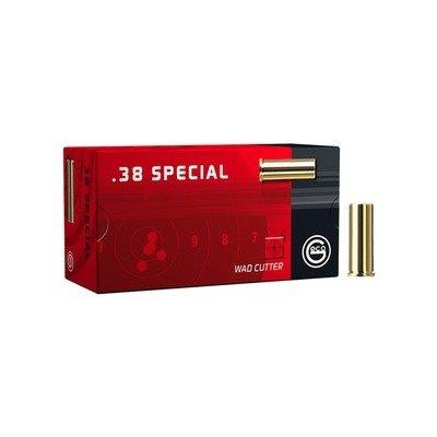 Geco .38 Special Wadcutter 148grn (50 stuks)