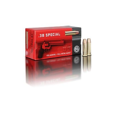 Geco .38 Special FMJ 158grn (50 stuks)