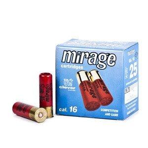 Clever Mirage Kal.16 T3 Soft Steel 24gr No.4
