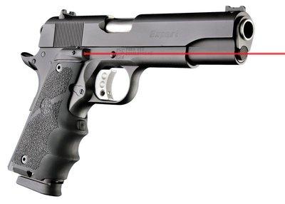 Hogue Rubber Grip met Laser Colt 1911
