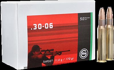 Geco Target 170gr .30-06 (50 stuks)