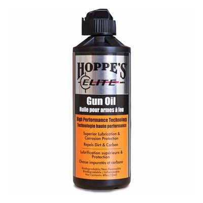 Hoppe's Elite Wapenolie 120ml