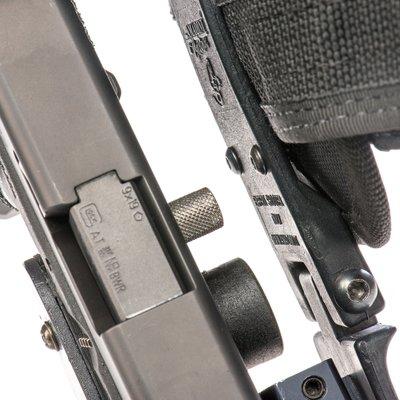Rvs Duimsteun voor Glock