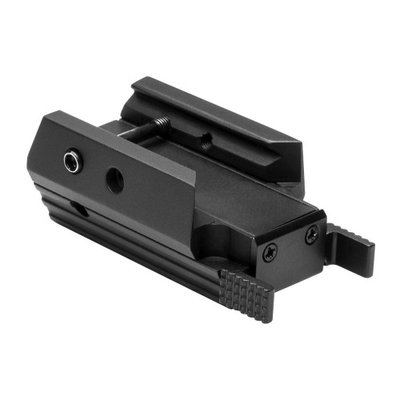 NcStar Laser Rood / Picatinny Rail