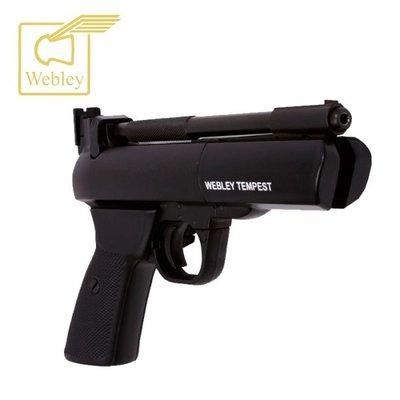 Webley Tempest 4,5mm