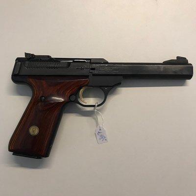 Browning Buckmark .22LR  GEBRUIKT
