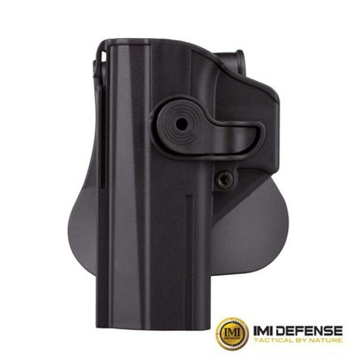Hip Paddle Holster CZ Shadow 2 / P-09 Left Handed