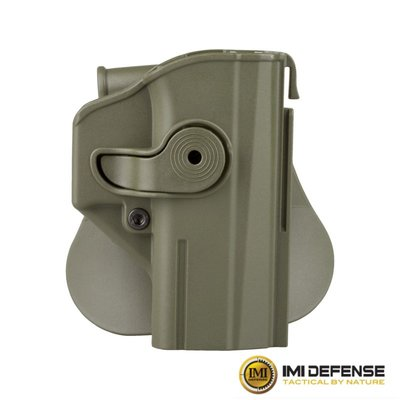 IMI Defense Heup Holster CZ P-07