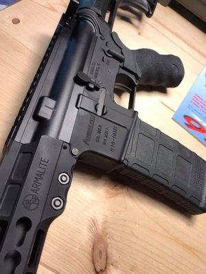 Armalite M-15 18