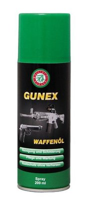 Gunex Wapenolie Spray 200ml