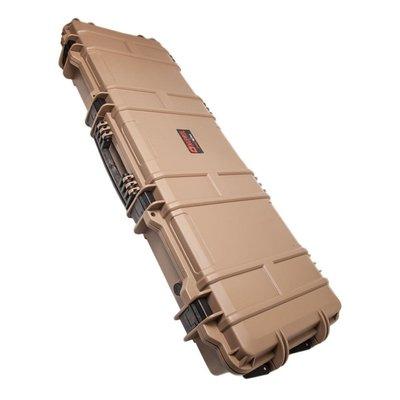 Kunststof Wapen Koffer 130x32x13cm