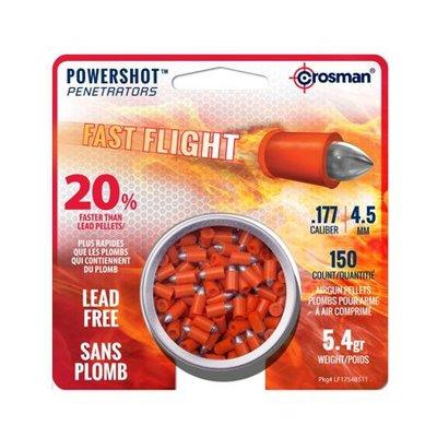 Crosman Powershot Fast Flight Penetrator .177 (150)