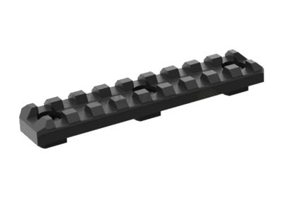 Aluminium M-Lok Picatinny Rail 9-Slot