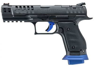 Walther Q5 Match Champion Steel Frame 9x19mm