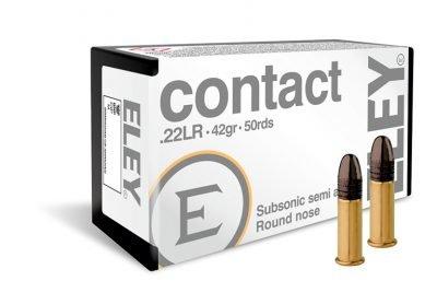 Eley Contact .22LR (50)