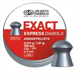 JSB Diabolo Exact Express 4,52mm