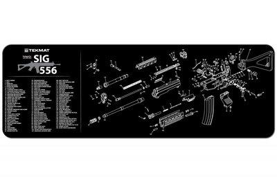 Onderleg Mat Sig Sauer 556