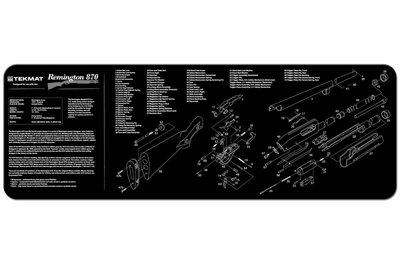 Onderleg Mat Remington 870