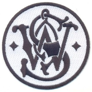 Patch Smith & Wesson Rond
