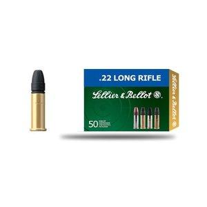 Sellier&Bellot .22LR SB Standard (50 stuks)