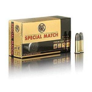 RWS Special Match .22LR (50)