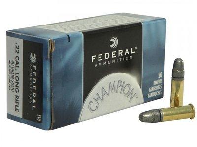 Federal Champion 510 .22LR HV (50)