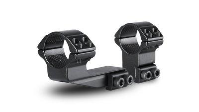 Hawke Match 25mm 2-delige Offset Kijkermontage Dovetail 9-11mm