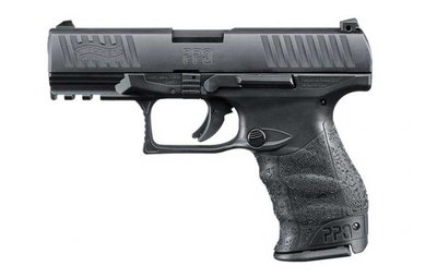 Walther PPQ M2 9x19mm 4""