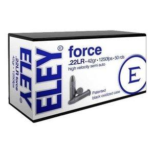 Eley Force .22LR HV (50)