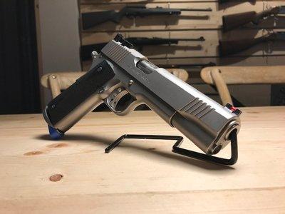 Kimber 1911 Stainless Target II  9x19mm  *VERKOCHT*