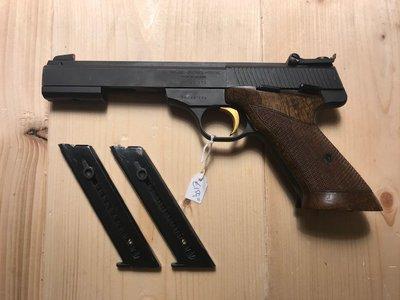 FN Browning 150 Match .22LR  *GEBRUIKT*