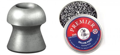 Crosman Premier Hollow Point 5,5mm (500)